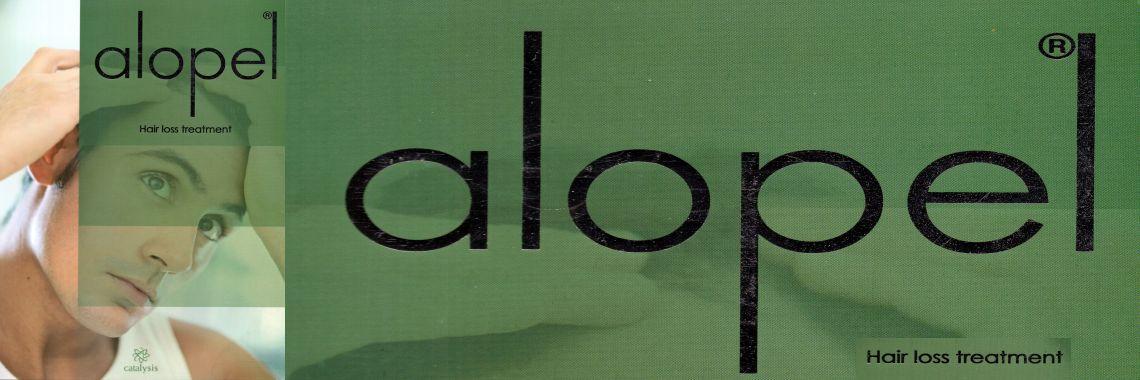 Alopecia, Alopel
