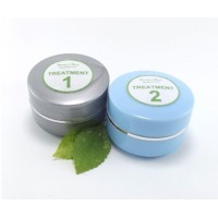 Thai herbal cream (derm),  two part set (2x5) 10 g