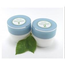 Thai herbal cream (derm), two part set (2x20) 40  g