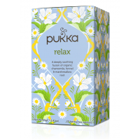 Ekologiška arbata Pukka Relax, 20 pak.